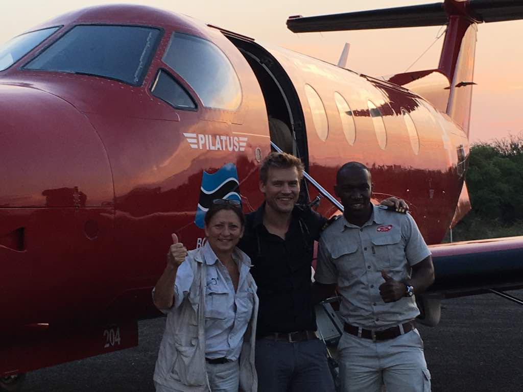 Aan de slag bij Okavango Air Rescue